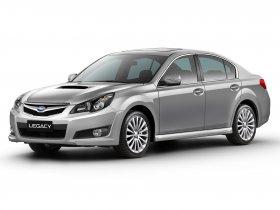 Fotos de Subaru Legacy Sport Sedan 2009