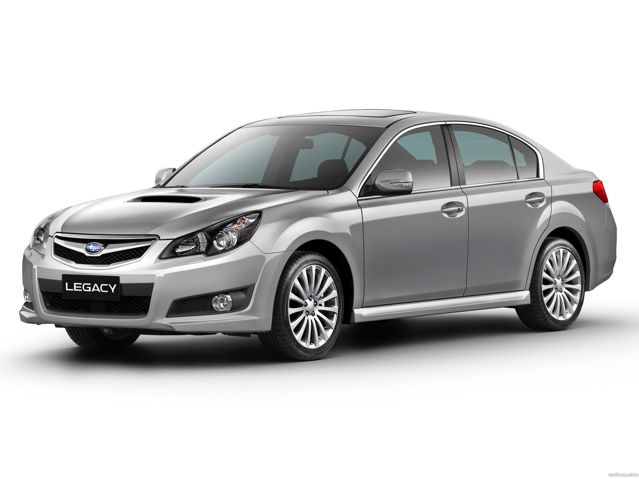 Foto 0 de Subaru Legacy Sport Sedan 2009