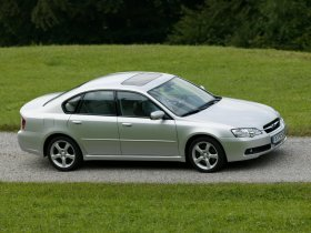 Ver foto 7 de Subaru Legacy 2005