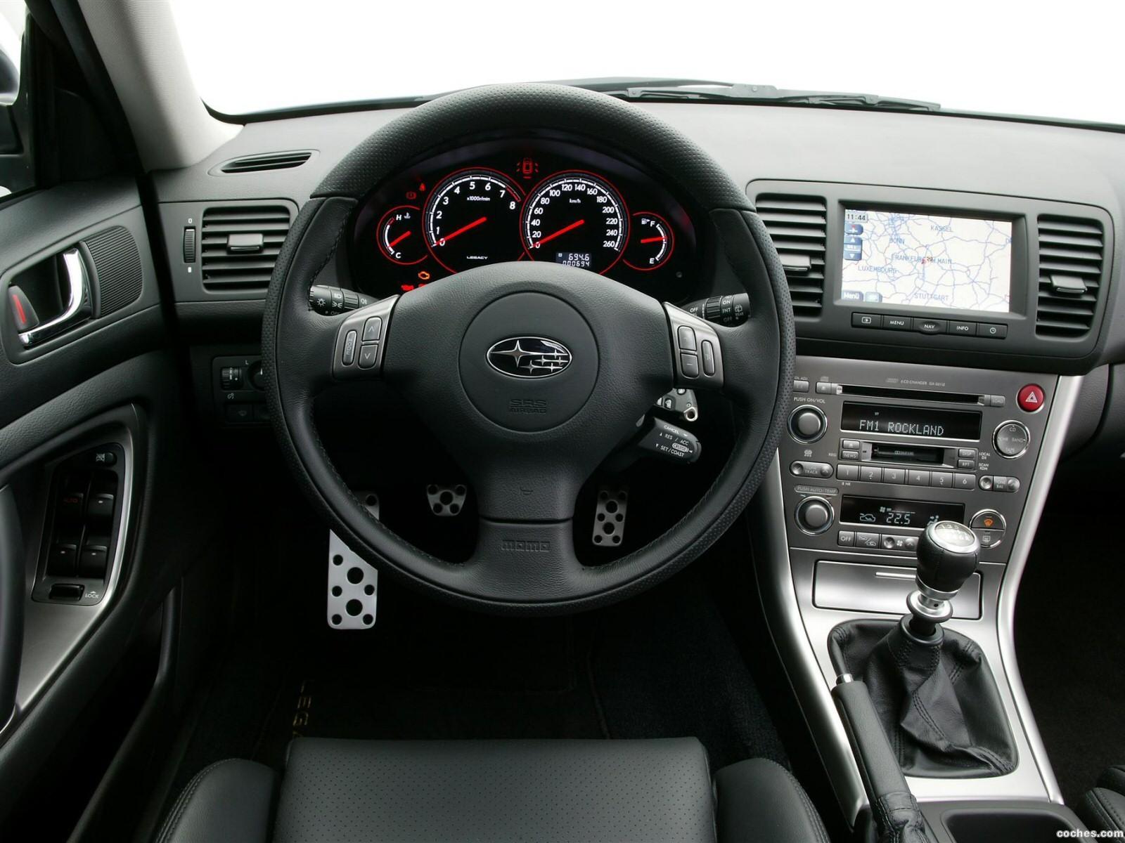 Foto 17 de Subaru Legacy 2005