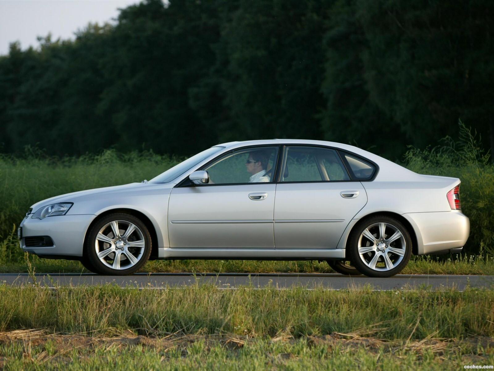 Foto 14 de Subaru Legacy 2005