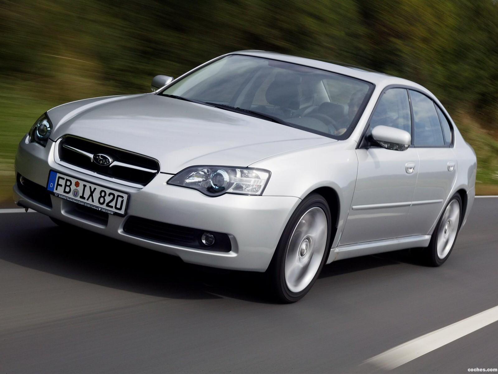 Foto 12 de Subaru Legacy 2005