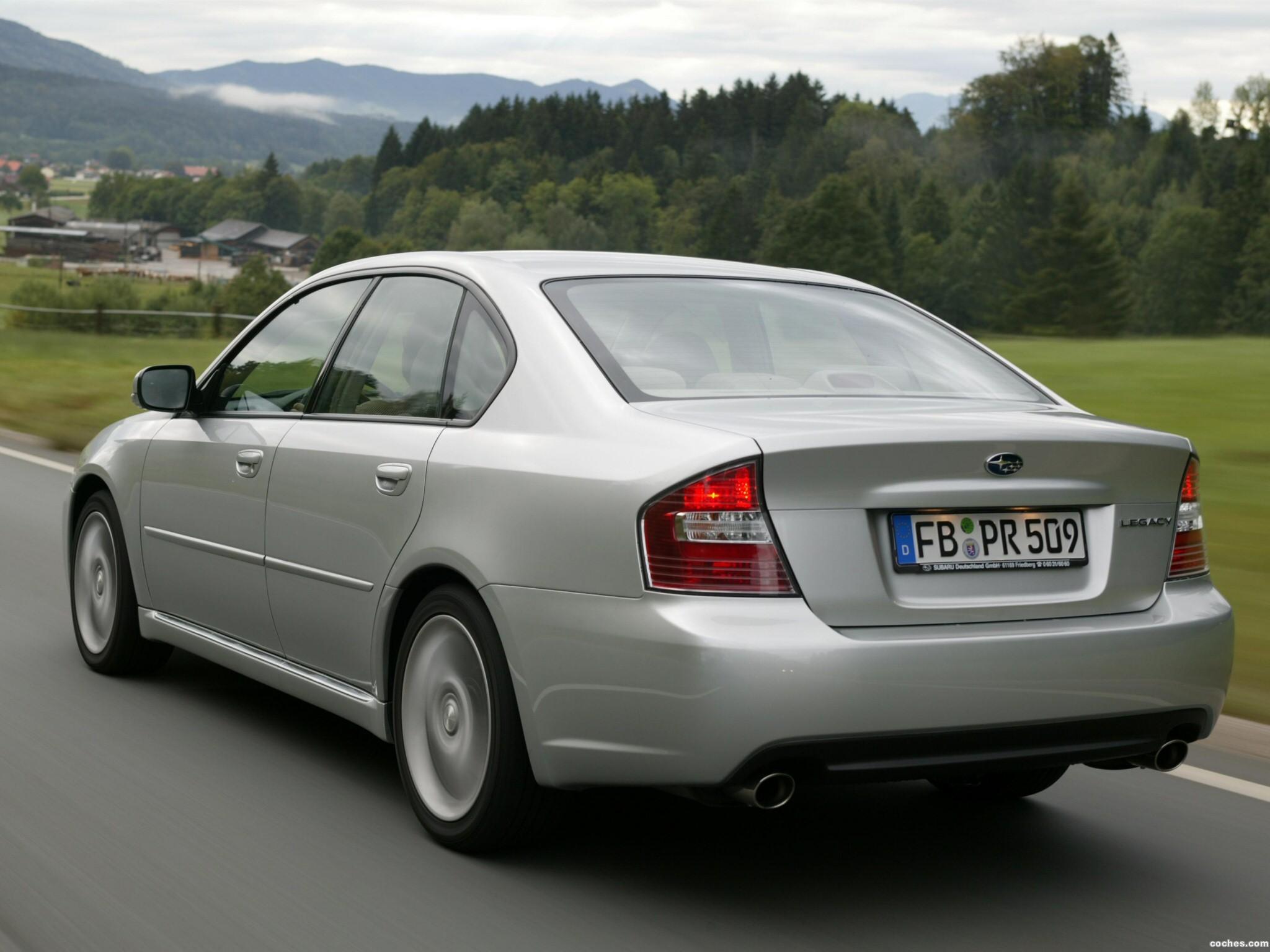 Foto 5 de Subaru Legacy 2005