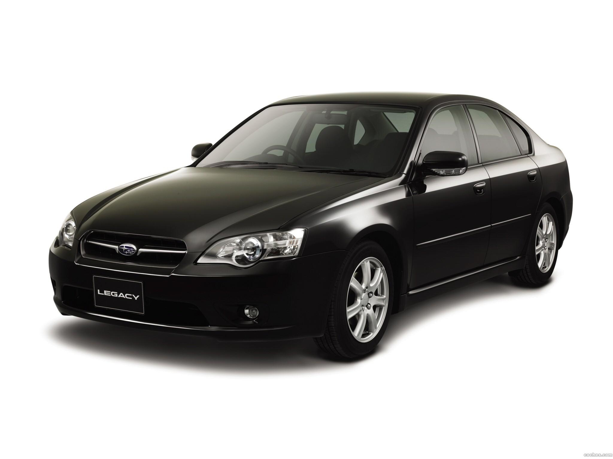 Foto 1 de Subaru Legacy 2005