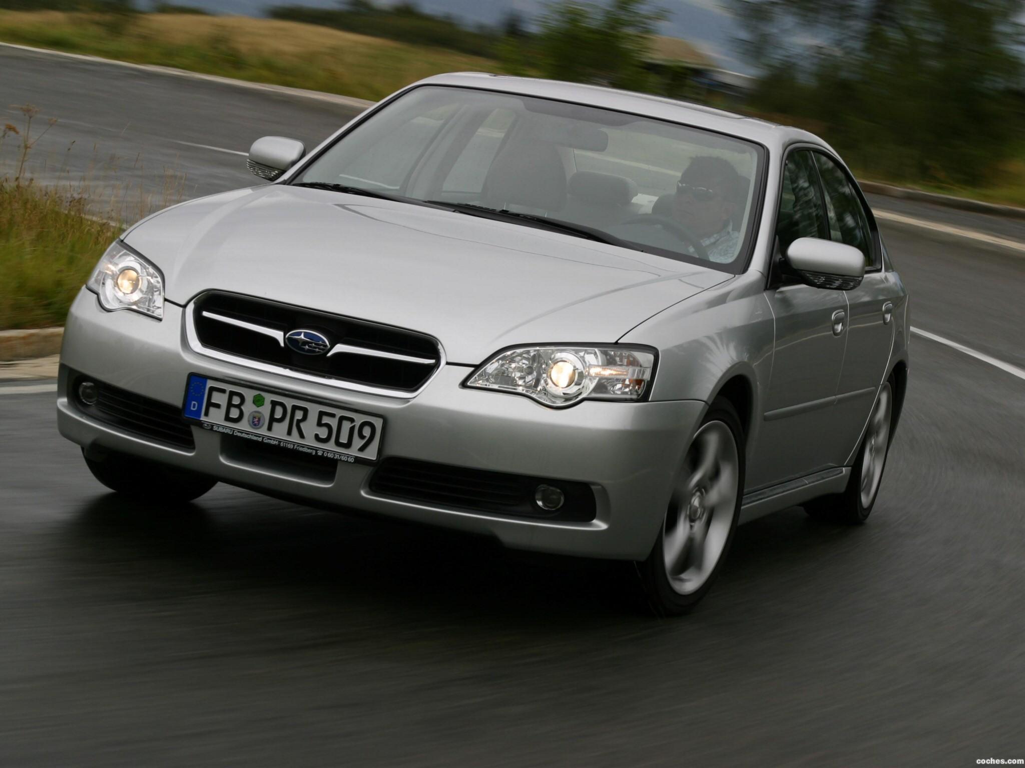 Foto 0 de Subaru Legacy 2005