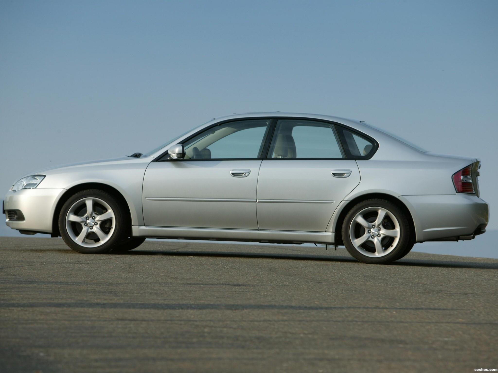 Foto 11 de Subaru Legacy 2005