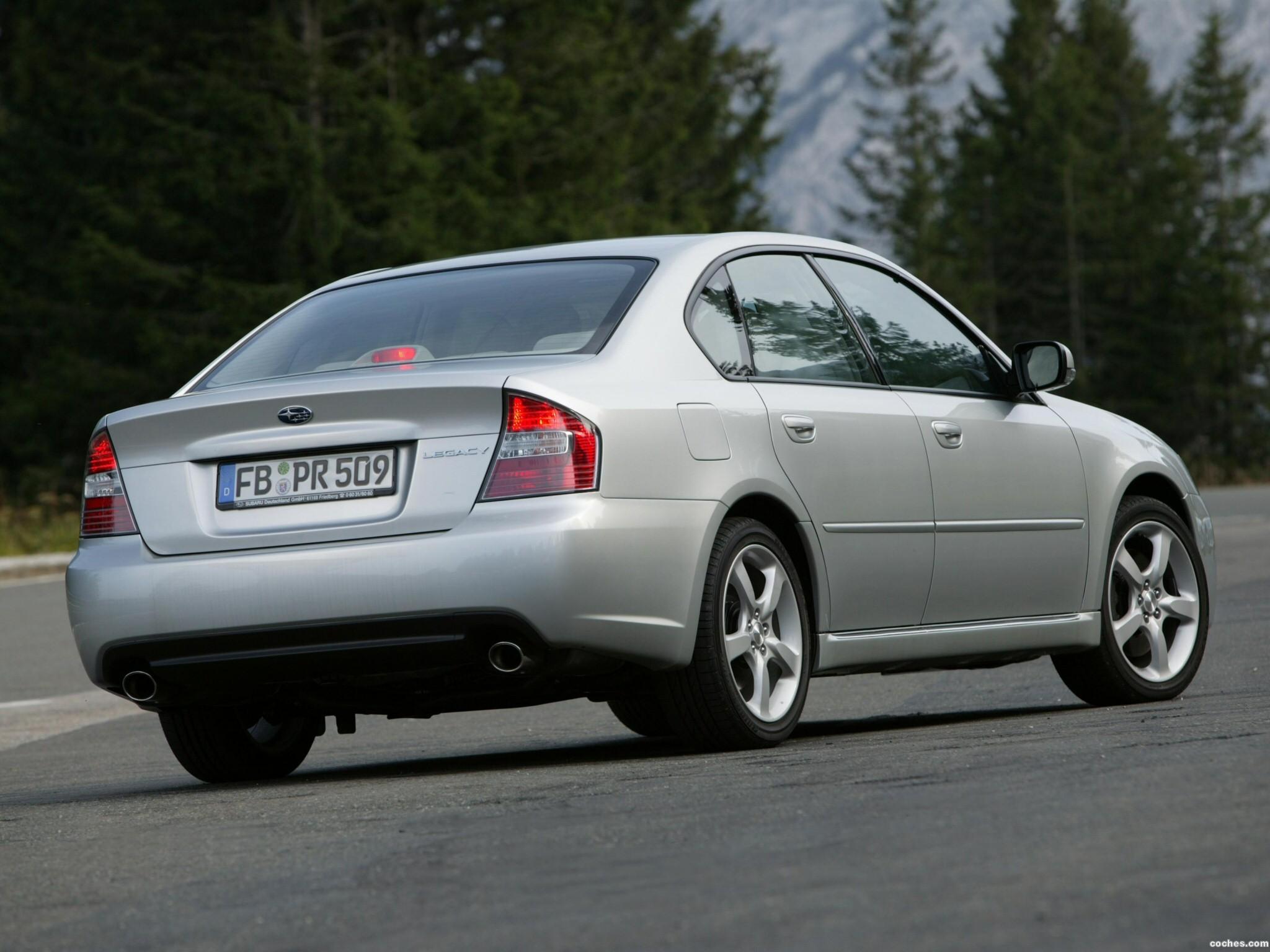 Foto 10 de Subaru Legacy 2005