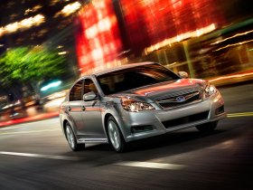Ver foto 4 de Subaru Legacy 2009