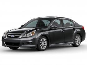 Ver foto 3 de Subaru Legacy 2009