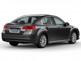 Ver foto 2 de Subaru Legacy 2009