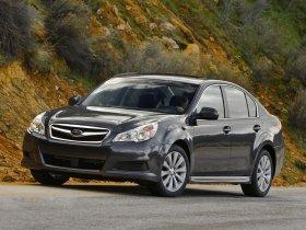 Fotos de Subaru Legacy 2009