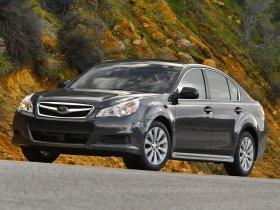 Ver foto 8 de Subaru Legacy 2009