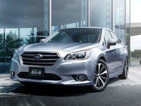 Ver foto 7 de Subaru Legacy B4 2014