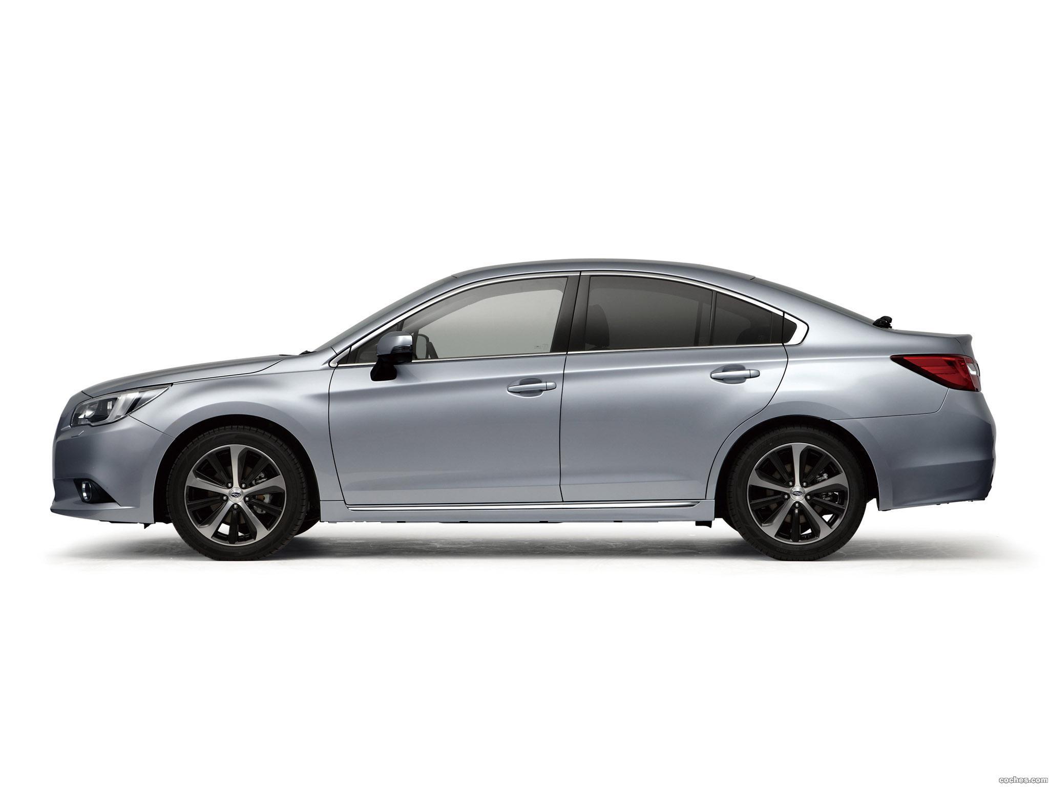 Foto 3 de Subaru Legacy B4 2014