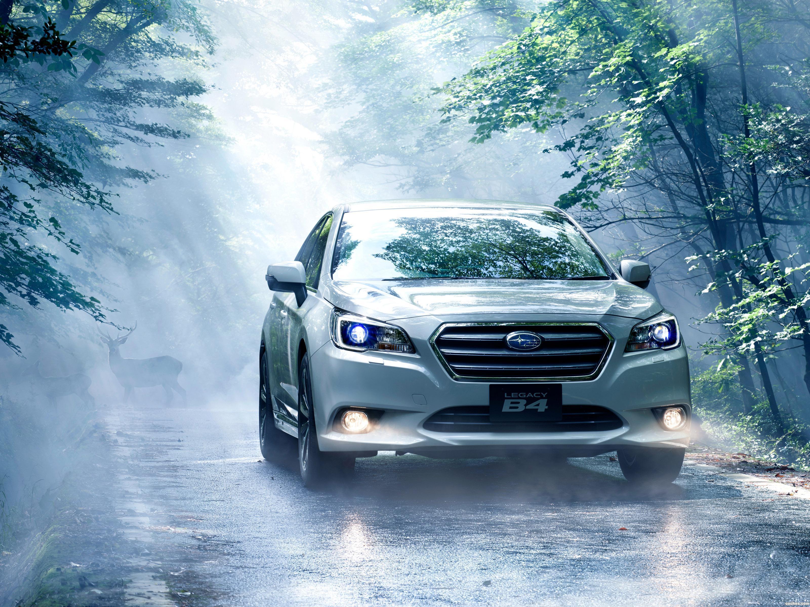 Foto 0 de Subaru Legacy B4 2014
