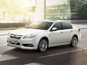 Ver foto 6 de Subaru subaru Legacy China 2012