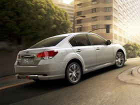 Ver foto 5 de Subaru subaru Legacy China 2012