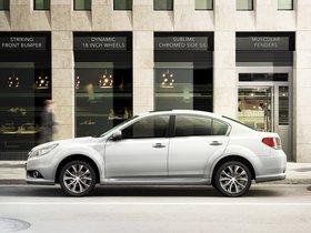 Ver foto 4 de Subaru subaru Legacy China 2012