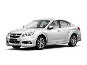 Ver foto 3 de Subaru subaru Legacy China 2012