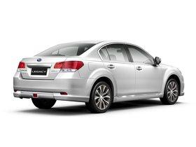 Ver foto 2 de Subaru subaru Legacy China 2012