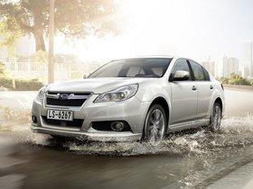 Ver foto 1 de Subaru subaru Legacy China 2012