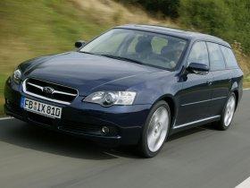 Ver foto 21 de Subaru Legacy Combi 2005