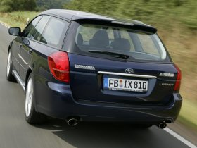 Ver foto 20 de Subaru Legacy Combi 2005