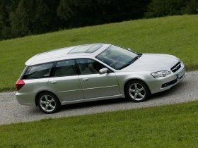 Ver foto 11 de Subaru Legacy Combi 2005