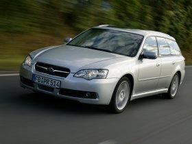 Ver foto 9 de Subaru Legacy Combi 2005