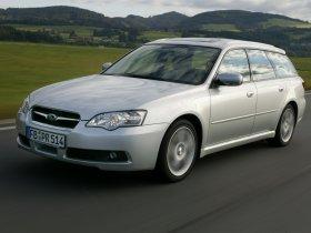 Ver foto 8 de Subaru Legacy Combi 2005