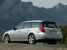 Ver foto 7 de Subaru Legacy Combi 2005