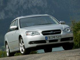 Ver foto 6 de Subaru Legacy Combi 2005
