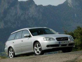 Ver foto 5 de Subaru Legacy Combi 2005
