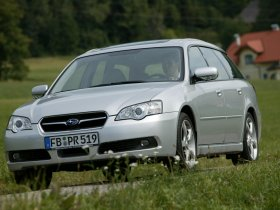 Ver foto 4 de Subaru Legacy Combi 2005