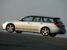 Ver foto 2 de Subaru Legacy Combi 2005