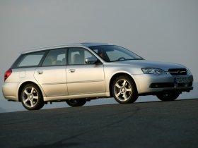 Fotos de Subaru Legacy Combi 2005