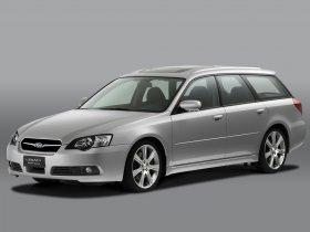 Ver foto 19 de Subaru Legacy Combi 2005