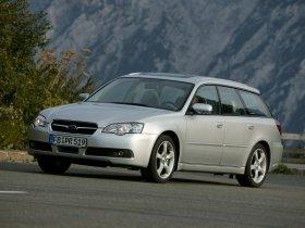 Ver foto 17 de Subaru Legacy Combi 2005
