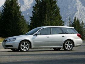 Ver foto 14 de Subaru Legacy Combi 2005