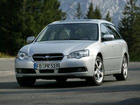 Ver foto 13 de Subaru Legacy Combi 2005
