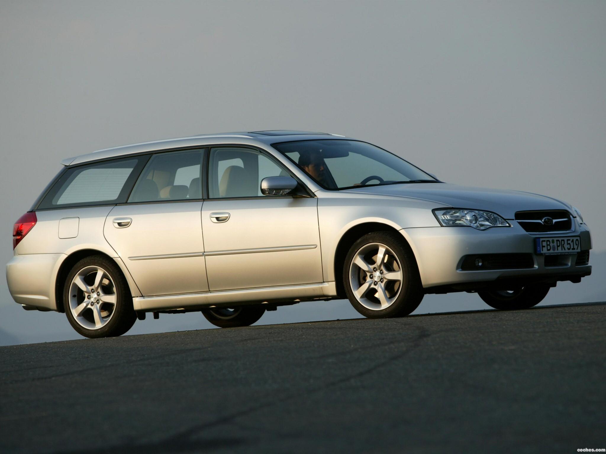 Foto 0 de Subaru Legacy Combi 2005