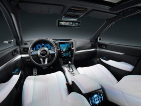Ver foto 7 de Subaru Legacy Concept 2009