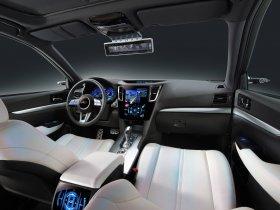 Ver foto 6 de Subaru Legacy Concept 2009