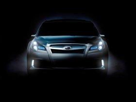 Ver foto 5 de Subaru Legacy Concept 2009