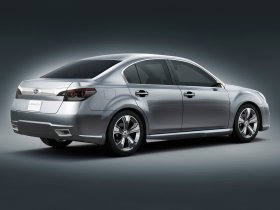 Ver foto 4 de Subaru Legacy Concept 2009