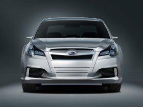 Ver foto 3 de Subaru Legacy Concept 2009