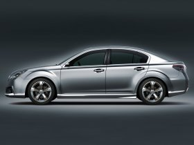 Ver foto 2 de Subaru Legacy Concept 2009