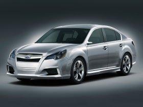 Fotos de Subaru Legacy Concept 2009