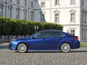 Ver foto 6 de Subaru Legacy Europe 2009