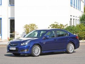 Ver foto 5 de Subaru Legacy Europe 2009